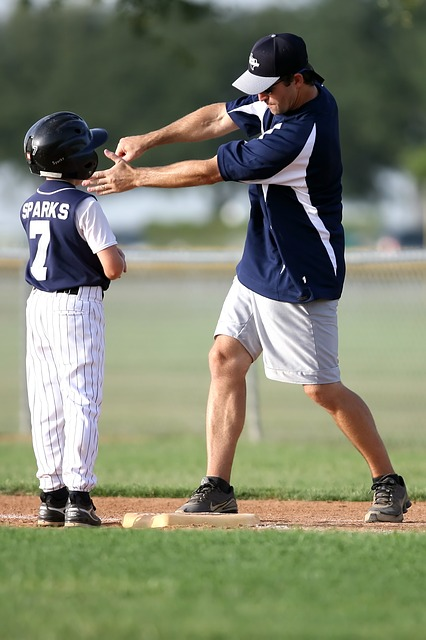 youth baseball coach